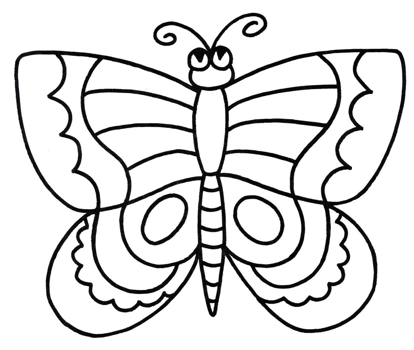 Раскраска Пчелка, распечатать бесплатно или скачать