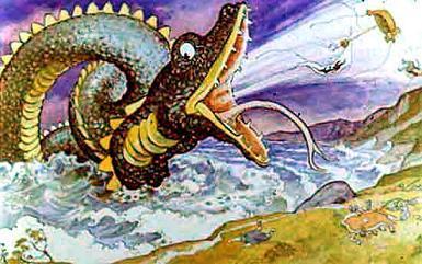 Лэмтонский змей | Изображение - 1