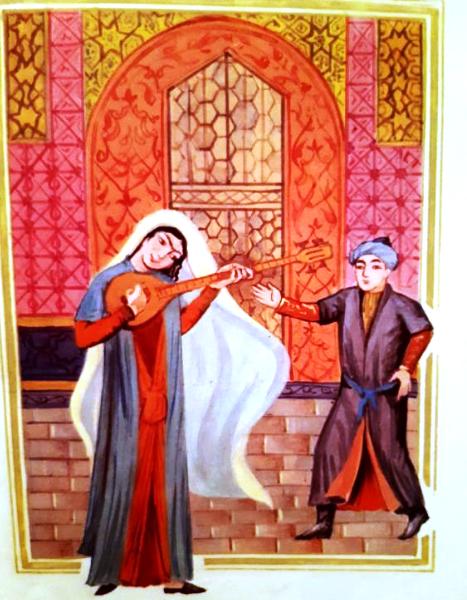 мир дочь пастуха картинка юэн оба