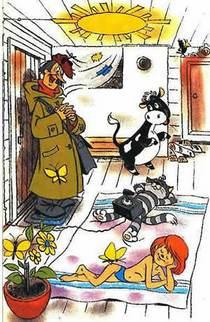 Дядя Фёдор, пёс и кот   Изображение - 21