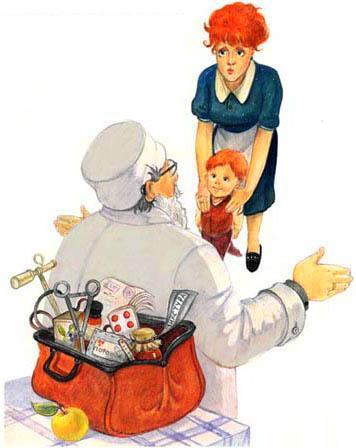 доктор мама и мальчик
