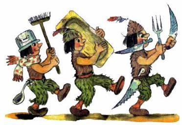 Марраны грабят марадеры