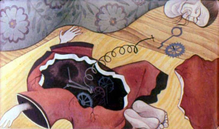 Пастушка и трубочист сказка Андерсена