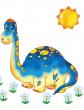 Сказка про динозавра Ника