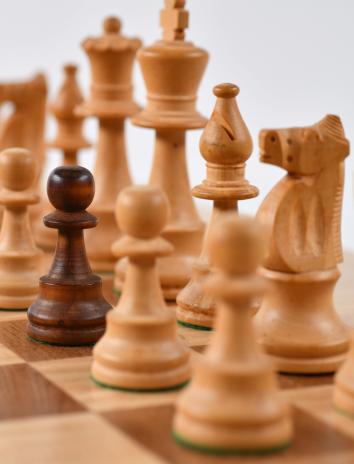 Игры в шахматы и шашки