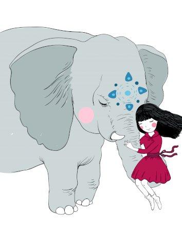 Сказки про слона
