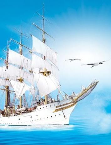 Белые кораблики, Песни для малышей