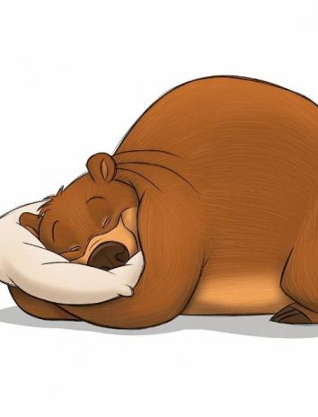 Колыбельная сказка про медведя, Колыбельные песни