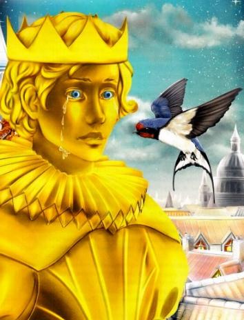 Счастливый Принц, Сказка