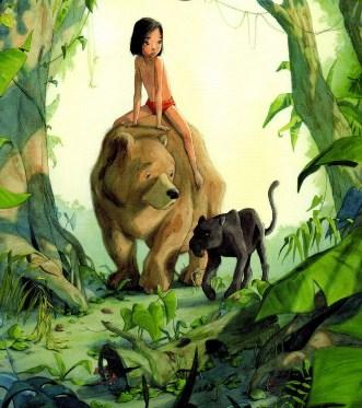 Маугли, Сказка