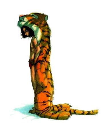 Тигр! Тигр!, Сказка