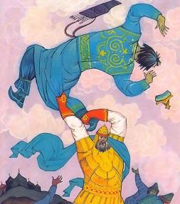 Илья Муромец и Калин-царь, Сказка