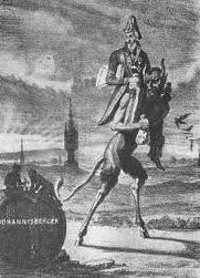 Сказка Черт и помещик, Норвежская сказка