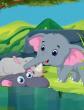 Сказка о непослушном слоненке