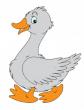 Сказка на ночь про гуся