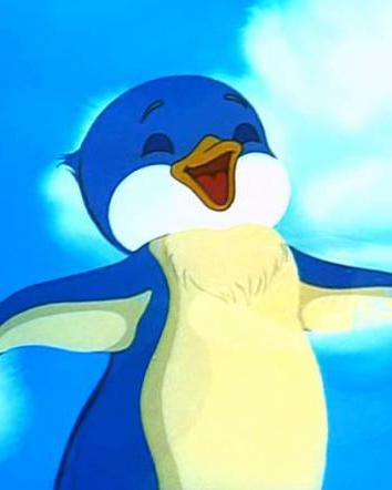 Пингвинёнок, Сказка