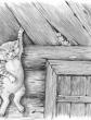 Кошка и мыши, Басня