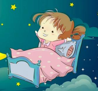 Как поскорее уснуть, Сказка