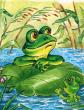 Сказка на ночь про лягушку Жемчужину