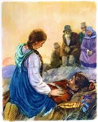 Сказка Дорогое имячко, Бажов Павел