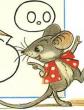 Про мышонка из книжонки, Сказка