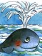 Фонта, который умел плавать, Сказка