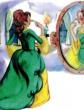Янко и злая принцесса, Сказка