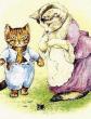 Про котенка Тома, Сказка