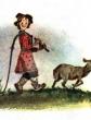 Пастух, Басня