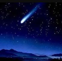 Комета, Сказка