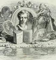 Человек и его изображение, Басня
