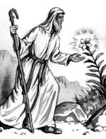 Сказка Житель Афонской горы, Одоевский Владимир