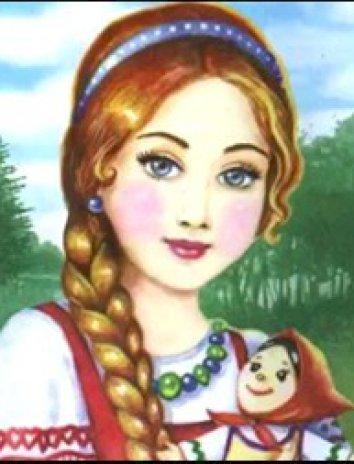 Сказка Василиса-прекрасная, Русская народная сказка
