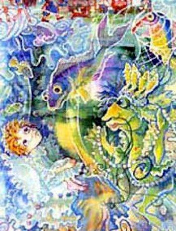 Сказка Водяной, Болгарская сказка