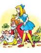 Алиса в Зазеркалье, Сказка