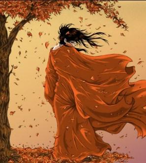 Осенняя сказка, Сказка