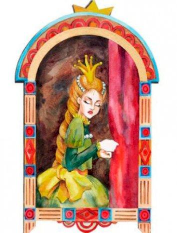 Сказка «Принцесса Несмеяна»