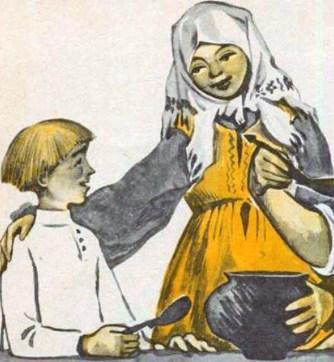 Сказка Дома, Толстой Лев