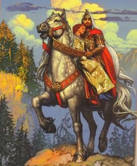 Сказка Руслан и Людмила, Пушкин Александр Сергеевич