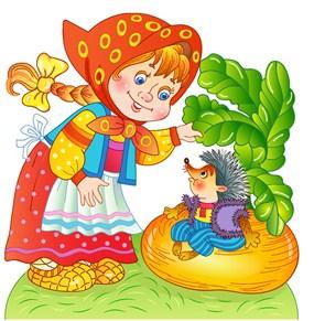 Сказка Пых, Белорусская народная сказка
