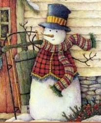 Сказка Снеговик, Ганс Христиан Андерсен