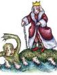 Сказка Кола-рыба, Итальянская сказка
