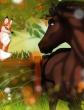 Лиса и лошадь, Сказка