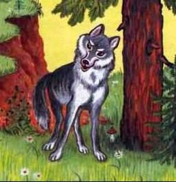 Сказка Волк, Борис Житков