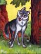 Волк, Рассказ