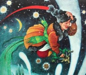 Ночь перед Рождеством, Сказка