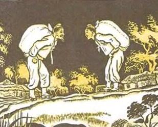 Сказка Братья, Корейская сказка