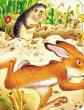 Ёж и заяц, Сказка