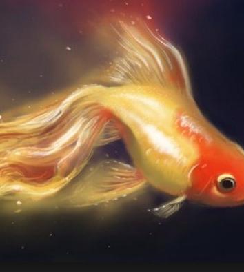Сказка Морская рыбка, Братья Гримм