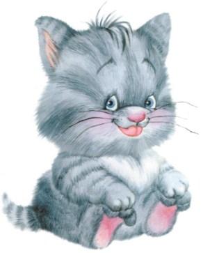 Кот-озорник, Сказка